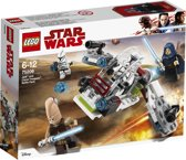 LEGO Star Wars Jedi en Clone Troopers Battle Pack - 75206