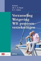 Verzameling Wetgeving Wft Pensioenverzekeringen