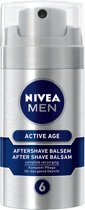 NIVEA MEN Active Age Hydraterende Aftershave Balsem - 75 ml
