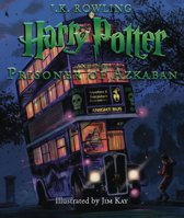 Harry Potter 3 - Harry Potter and the Prisoner of Azkaban | Illustrated Edition
