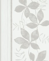 Fifty Shades bloem grijs/wit
