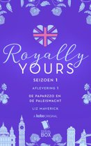 Royally Yours 1 - De paparazzo en de paleiswacht (Royally Yours Serie, Deel 1)
