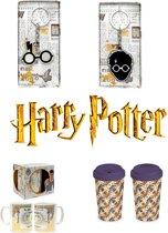 Harry Potter voordeelset - 4 delig