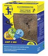 Micro strooikorreltjes tegen mieren AMP 2 Mg 350gram