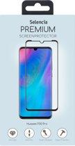 Selencia Gehard Glas Premium Screenprotector voor de Huawei P30 Pro - Zwart