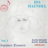 Legendary Treasures - Ida Haendel Vol 1 - 1968 Recital
