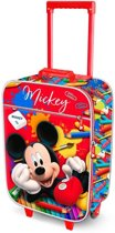 Mickey Mouse  Soft Trolley 3D Crayons