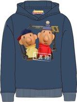 Buurman en Buurman - Sweater blauw maat 98/104