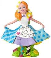 Disney Britto Beeldje Alice in Wonderland - mini - 9 cm
