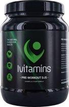 Ivitamins Pre-workout DJS- 480 gram