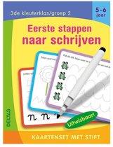 Deltas Educatief Boek Kaartenset Schrijven 5-6 Jaar