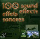 Various Artists - 100 Sound Effects Volume 1