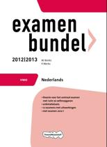 Examenbundel Nederlands - VWO 2012/2013