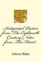 Antiquated Poetess from the Eighteenth Century