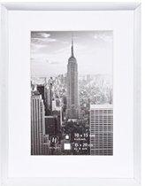 Fotolijst - Henzo - Manhattan - Fotomaat 50x70 - Zilver