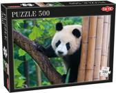 Panda Puzzel 500 stukjes