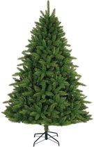 Black Box kunstkerstboom hardwood maat in cm: 215 x 147 groen