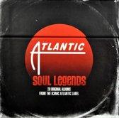 Atlantic Soul Legends : 20 Original Albums From the Iconic Atlantic Label