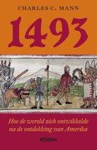 Boek cover 1493 van Charles Mann