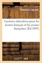 Lectures �ducatives Pour Les Jeunes Fran�ais Et Les Jeunes Fran�aises