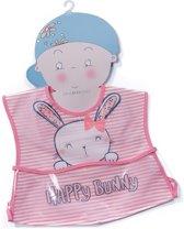 Gamberritos Slabbetje Happy Bunny Eva Roze