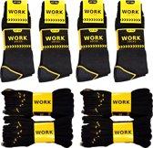 Work werksokken set van 20 paar maat 47/50