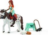 Horse Club Mia en Spotty Schleich 42435