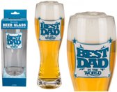 XL Bierglas BEST DAD IN THE WORLD