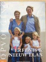 Ons Koningshuis boek 5 Opvolging  Erfenis & nieuw elan