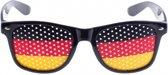 Zwarte Duitsland bril