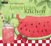 American Kitchen 2018 Wall Calendar