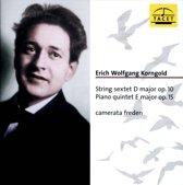 Korngold: String Sextet Op.10, Pian