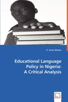 Educational Language Policy in Nigeria