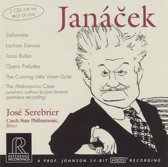 Janacek, Sinfonietta, Etc.