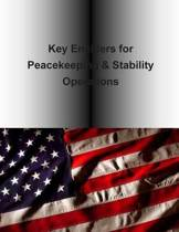 Key Enablers for Peacekeeping & Stability Operations