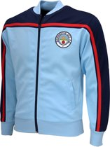 MANCHESTER CITY TRACK JACKET1981-1982