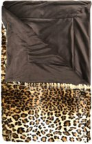 Essenza Bory Furry - Plaid - 150x200 cm - Brown