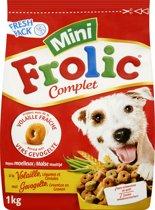 Frolic mini met gevogelte hondenvoer 1 kg