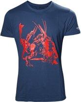 Horizon Zero Dawn – Red Dinosaur Mech T-shirt - 2XL