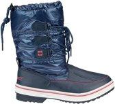 Winter-grip Snowboots Sr Glossed Trotter Ii Blauw Maat 41 (valt klein)