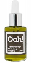 Oils Of Heaven Organic Hemp Balancing Face Oil (30ml)