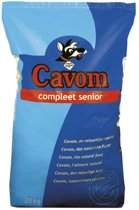Cavom Compleet Senior - Hondenvoer - 20 kg