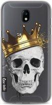 Casetastic Softcover Samsung Galaxy J5 (2017) - Royal Skull