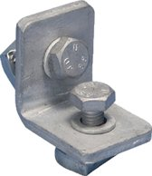 ERIC hoekverbinder montagerail ERISTRUT\xae, staal, (lxb) 50x48mm
