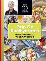 Boek cover Grip op koolhydraten van Yvonne Lemmers (Paperback)
