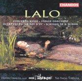 Lalo: Concerto Russe etc / Charlier, Tortelier, BBC Philharmonic