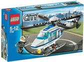 LEGO City Politiehelikopter - 7741