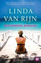 Boek cover Bestemming Bonaire van Linda van Rijn