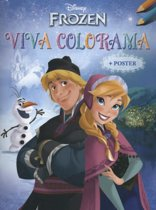 Disney Viva Colorama Frozen (+ poster)