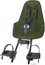 Bobike One Mini Fietsstoeltje Voorzitje - Olive Green